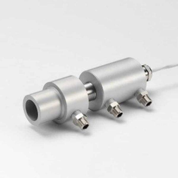 De WJ is een behuizing met luchtkoeling en waterkoeling voor de i-Tec compact series.