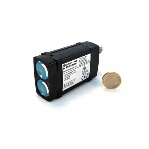 De LAM 71.101 afstandslaser van Sensor Partners