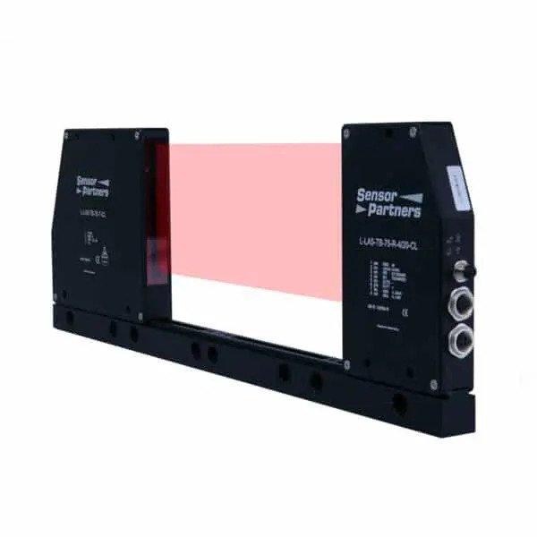 Lasergordijnen van Sensor Partners