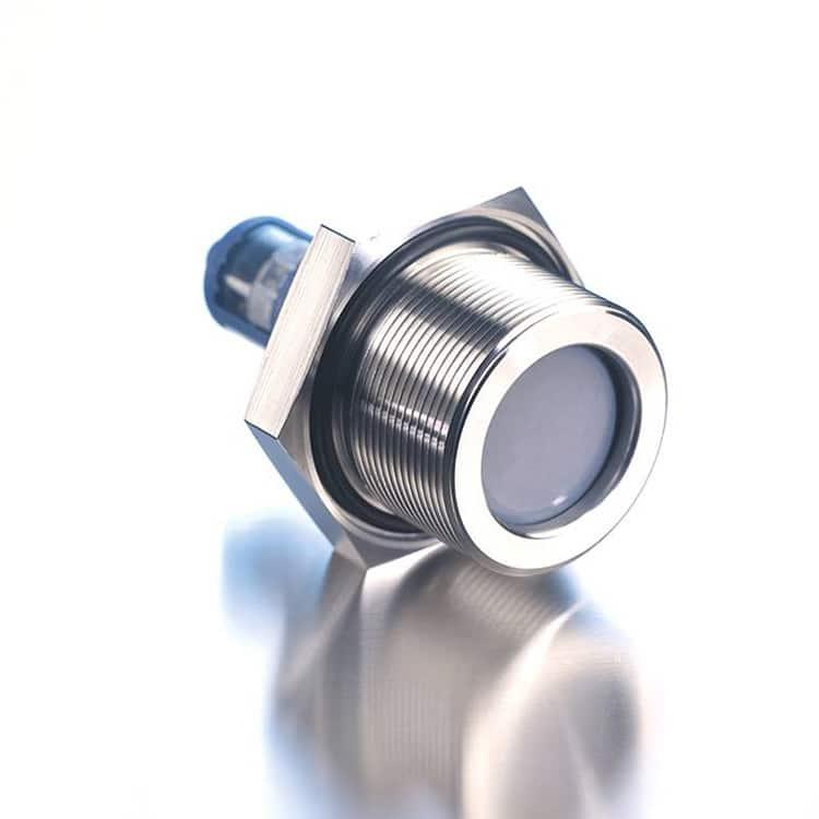 De hps340-diu/tc/e/g2 is een microsonic ultrasoon sensor