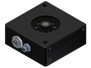 De kleurendetctie sensor SPECTRO-3-30-UV-JR