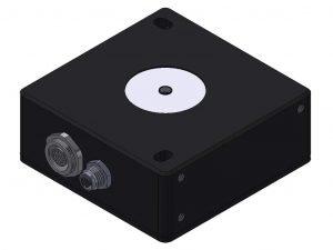 De kleurendetectie sensor SPECTRO-3-5-DIF-JR