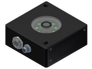 De kleurendetectie sensor SPECTRO-3-50-POL-JR