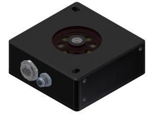 De kleurendetectie sensor SPECTRO-3-50-UV-JR