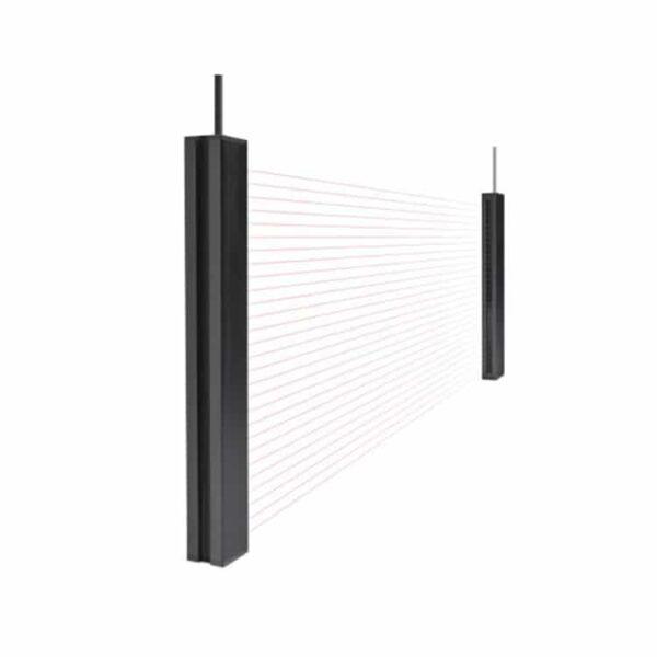 Werking SS02 lichtschermen van Telco Sensors
