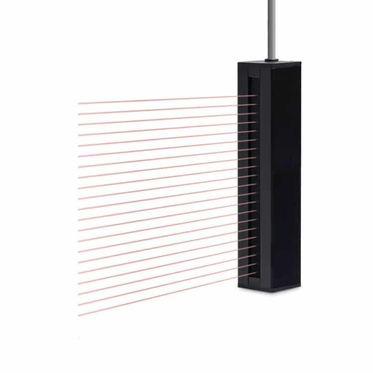 Telco Sensors SGP series lichtschermen