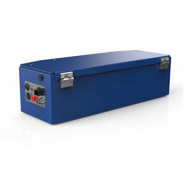 DE achterkant van de ZLP2 van z-laser