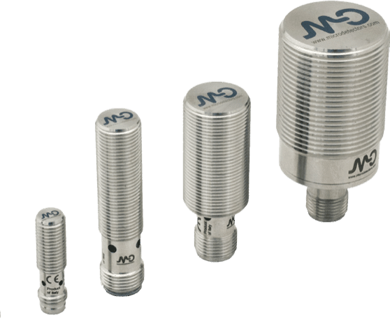 De FullMetal serie van MicroDetectors voor chemische bestendigheid.
