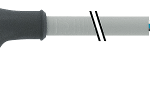 PUR 19-wire M23 connection cable