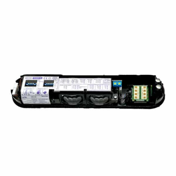 Hotron SSR-3 infrarood deursensor label